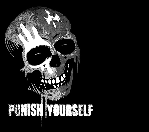 Punish yourself logo tour 2015